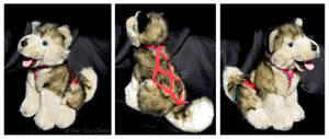 Kipmik - Alaskan Sled Dog Plush