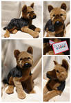 Douglas Large Floppy Dogs - Blazer German Shepherd