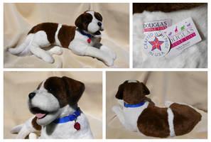 Douglas Cuddle Toys - Riley St. Bernard