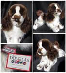 Douglas Medium Floppy Dogs - Ogilvy Spaniel