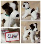 Douglas Medium Floppy Dogs - Weaver Jack Russell