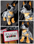 Douglas Medium Floppy Dogs - Bolt Cattle Dog