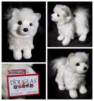 Douglas 10 Inch Dogs - Phoebe Pomsky by The-Toy-Chest