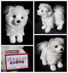 Douglas 10 Inch Dogs - Phoebe Pomsky