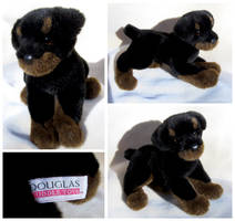Douglas Small Floppy Dogs - George Rottweiler by The-Toy-Chest