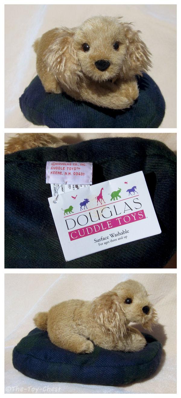 Douglas Mini Classics - Cocker Spaniel On Bed