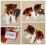 Douglas 9 Inch Kohair Dogs - Laddie Collie
