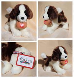 Douglas Small Floppy Dogs - European St. Bernard