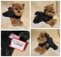 Douglas Small Floppy Dogs - Bobby Yorkie