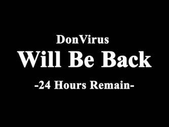 Hello! I'm DonVirus!