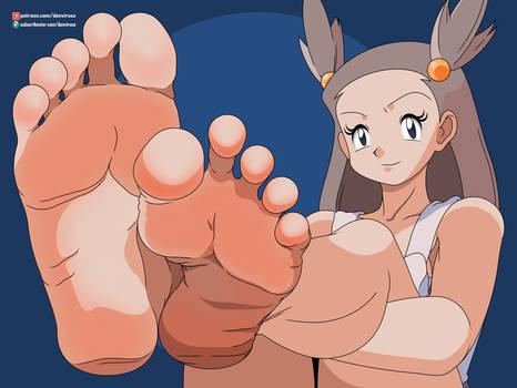 [Patreon poll] Jasmine from Pokemon