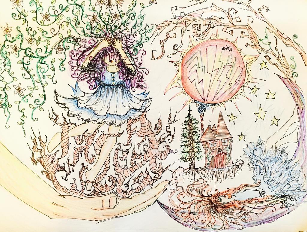 dream seeds by secretandrose