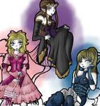 Commission: Nintendo Lolita