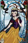 Villain Princess Wicked White