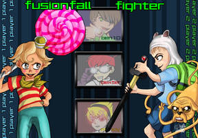 FusionFall Fighter by ZeroSoul