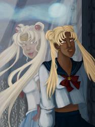 Sailor Moon vs. Usagi?