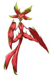 Dragonfruit Lurantis