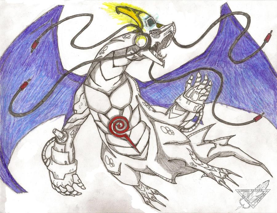 KuruDragon Roar by CassedyDuel