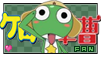Keroro Fan Stamp by CassedyDuel