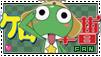Keroro Fan Stamp by CassedyDuel
