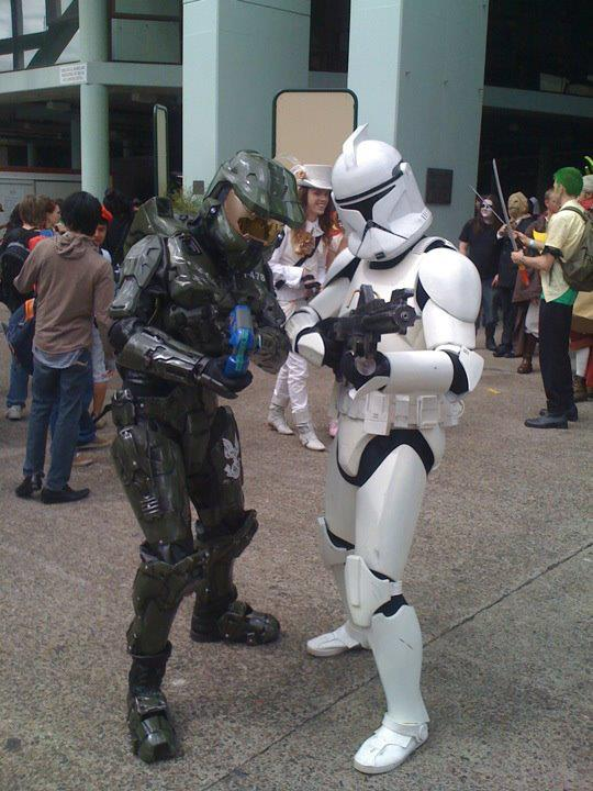 Halo 3 Master Chief Costume by froslass26 ... & Halo 3 Master Chief Costume by froslass26 on DeviantArt