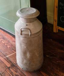 Milk Urn by SuperSnappzStock