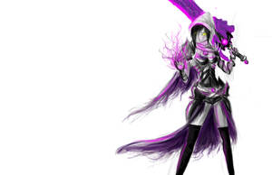 Voidblade Riven by FeartheChi