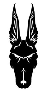 Jackal Head Tattoo Jackal-Head-by-Pseudo by
