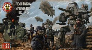 uchronic world war 1 model kit