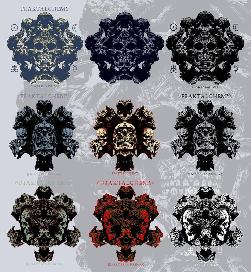 FRAKTALCHEMY Tshirt DESIGN by loboto