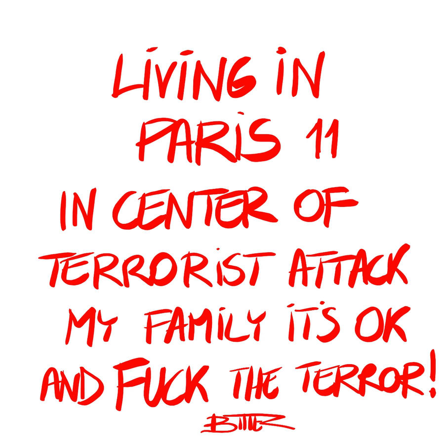 Terror by loboto