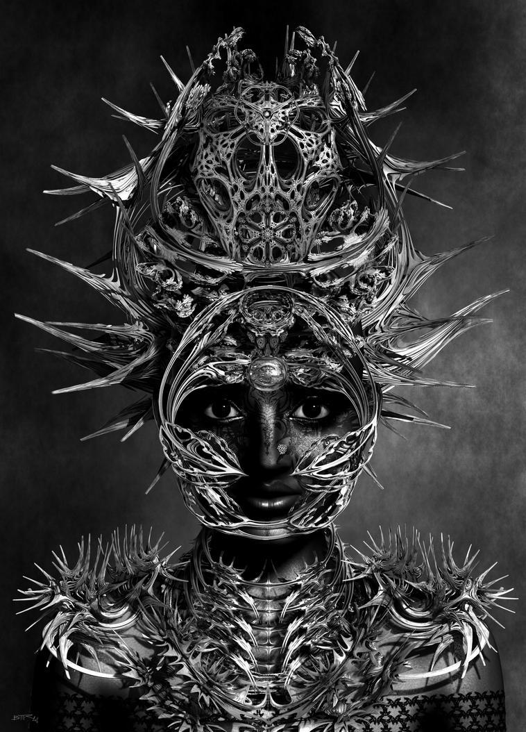 Jewel Body 4 by loboto