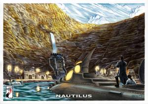 Volcano Nautilus