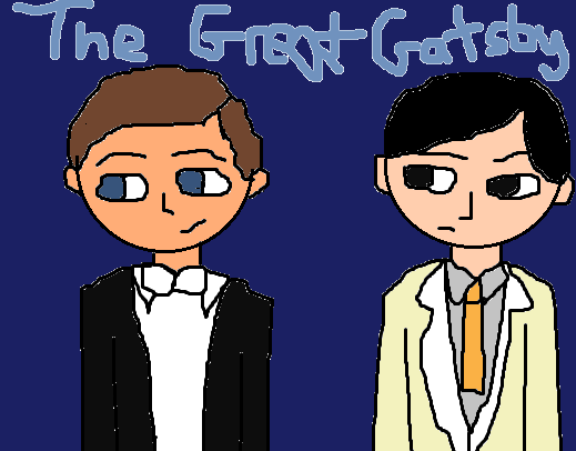 a juxtaposition of nick carraway and jay gatsby in the great gatsby by f scott fitzgerald The great gatsby: the similarities of  this is narrated by nick carraway, who moved to new york from the mid-west  both jay gatsby and f scott fitzgerald fell in love with a woman at the .