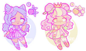 [CLOSED] flower fruit adopts! | $4/400 pts