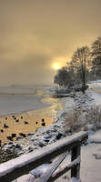 Edsviken lake