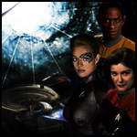 Star Trek Voyager by TheAngryAngel
