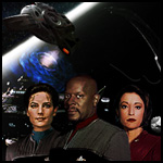 Star Trek DS9 by TheAngryAngel