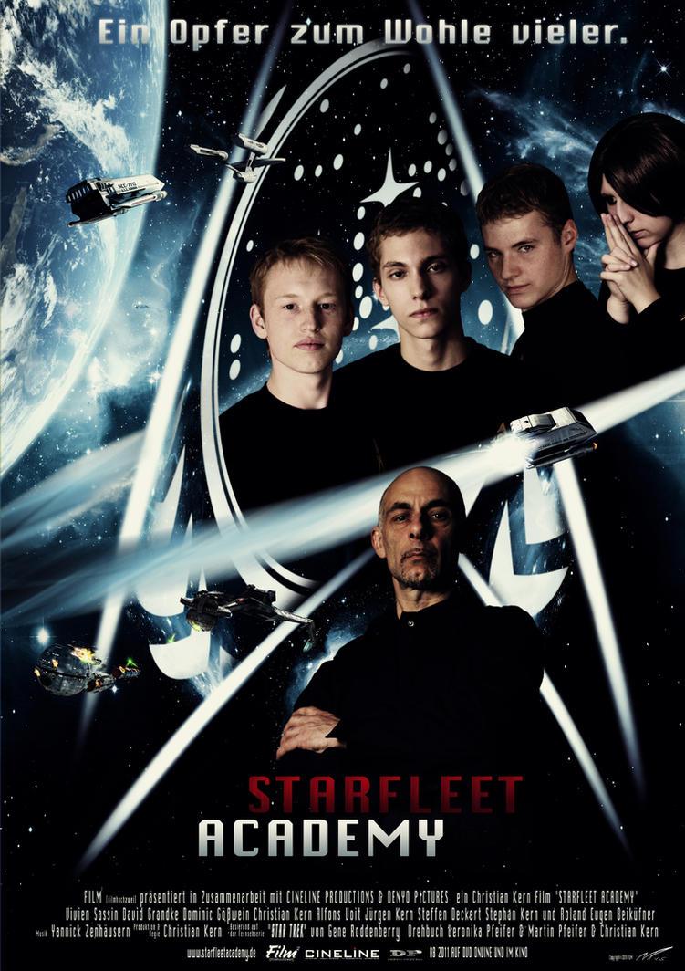 Starfleet Academy by TheAngryAngel