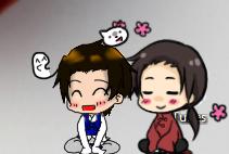 Cute Shimeji moment~ by AskStrawberryMilk