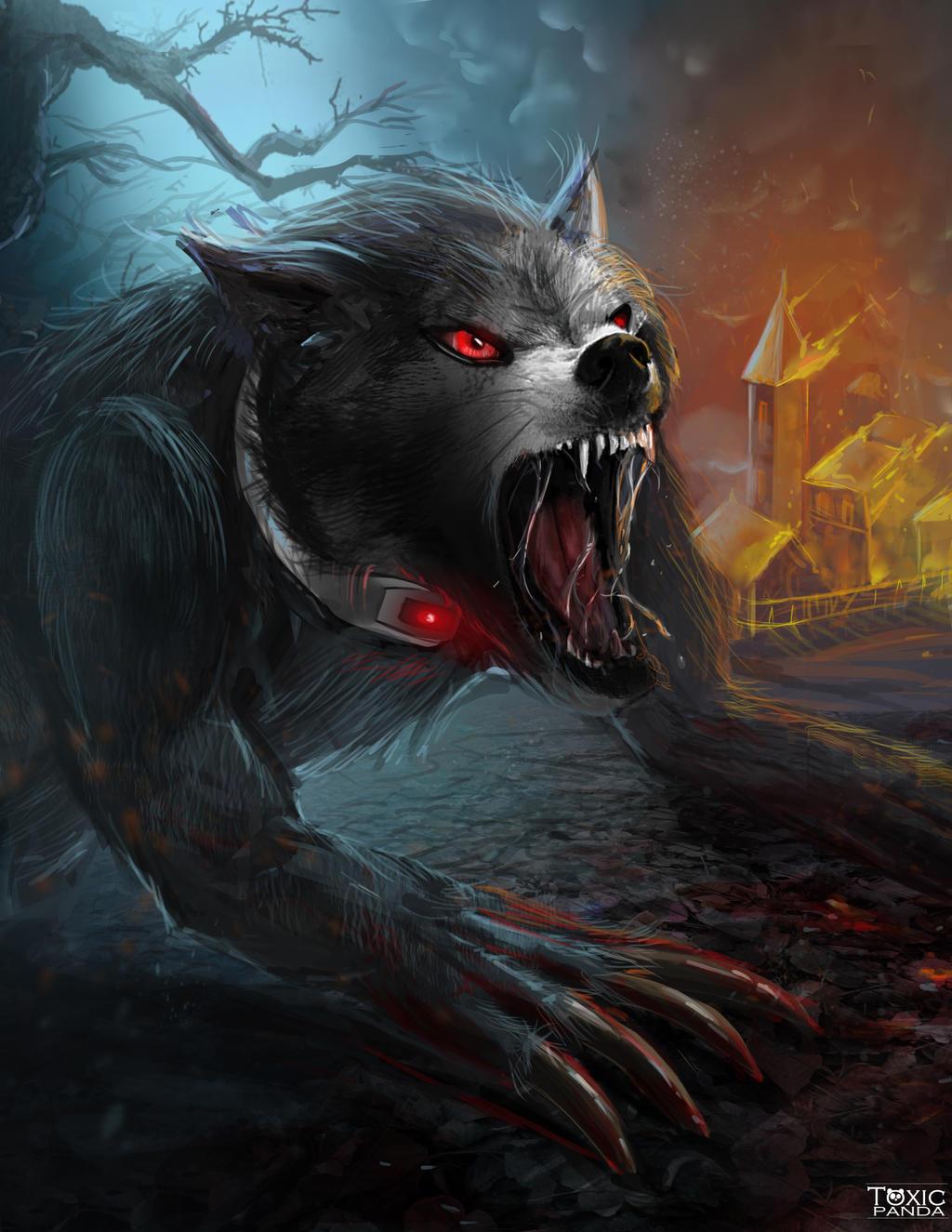Big Bad Wolf Game