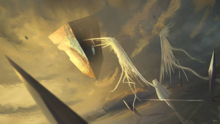 Mood sketch04 by KristinaToxicpanda