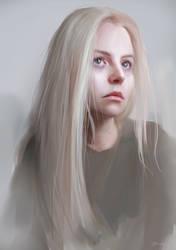 Self Portrait Day by KristinaToxicpanda