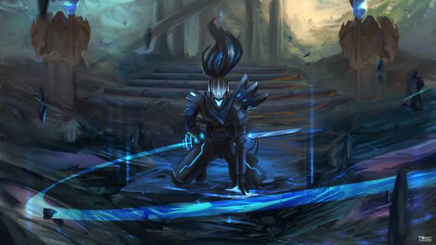 League of Legends: Project Yasuo