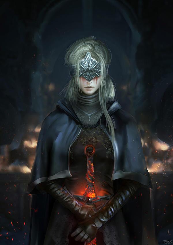 Fire Keeper - Dark Souls