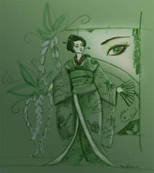 Maiko by Shavera