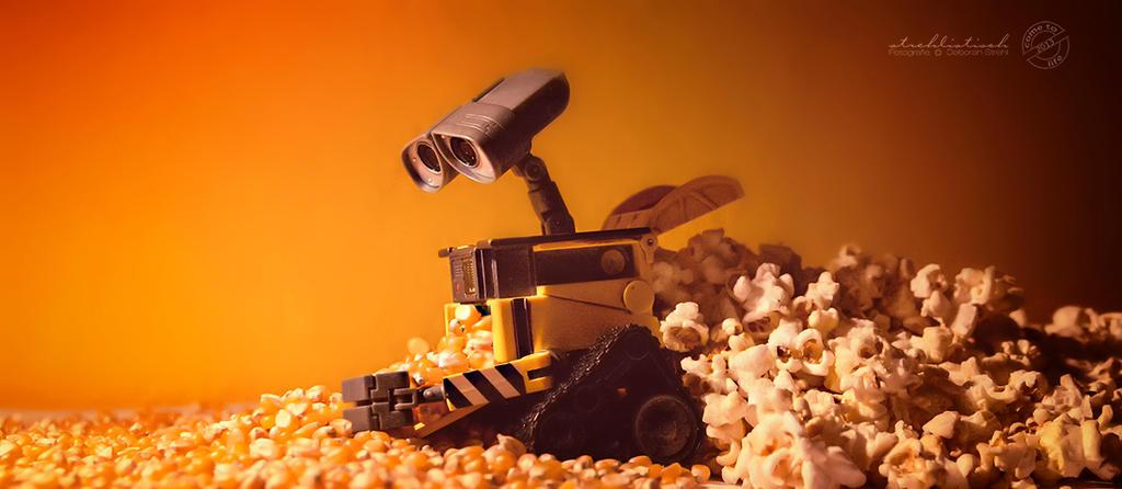 Popcorn by strehlistisch
