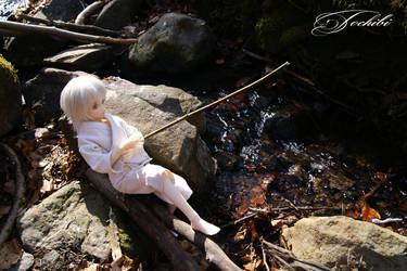 Fishing 1 by Tochibi