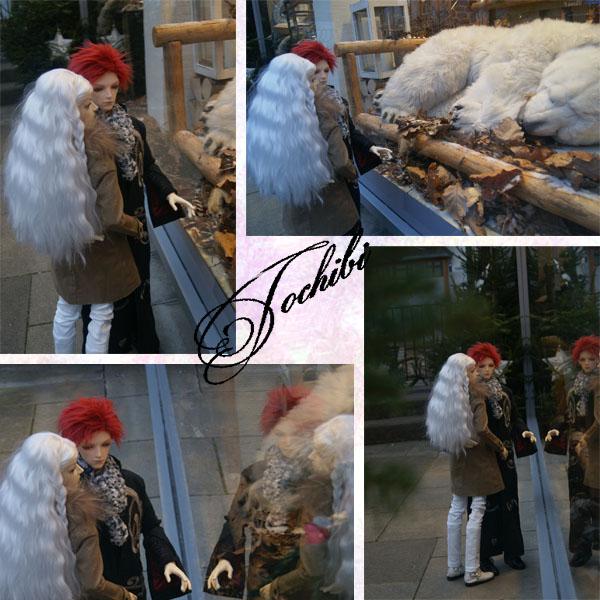 Winter Shopping by Tochibi