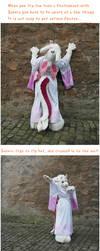 Photoshooting with Sakura by Tochibi